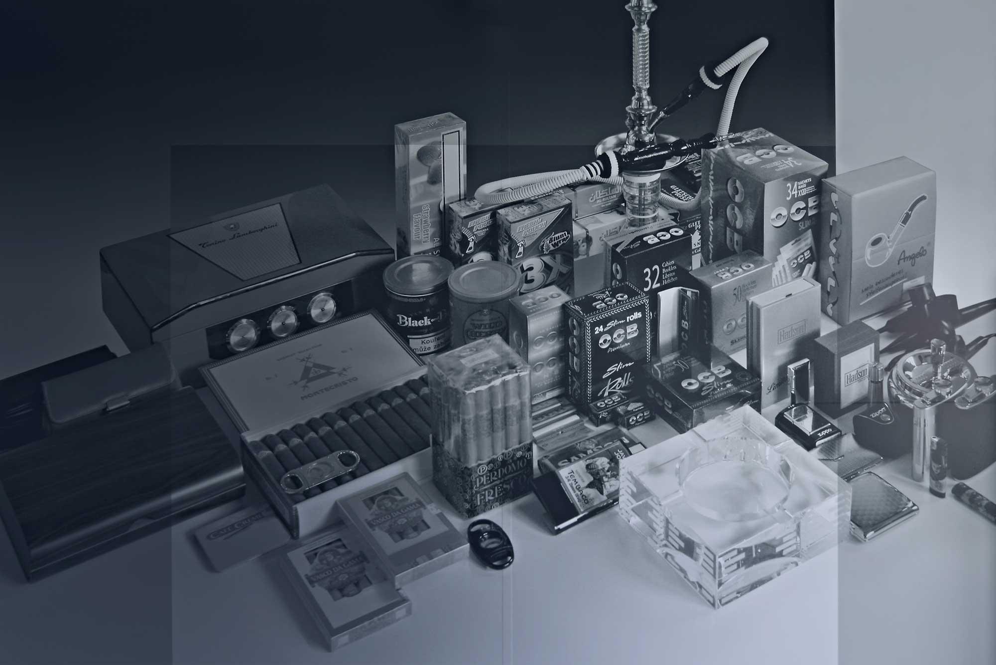 Specialisté na prodej kuřáckých potřeb již od roku 2000